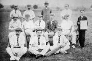 Rainham Cricket Club 1902