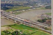 High Speed 1 - HS1 Railway Line Construction