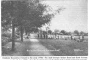 Founding of Rainham Recreation Ground