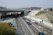 M2 Motorway Widening / Channel Tunnel Rail Link CTRL Photos
