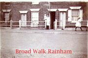 Old Photos of Broadwalk Rainham