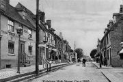 Old Photos of High Street Rainham Kent