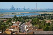 View From Rainham to Isle of Grain