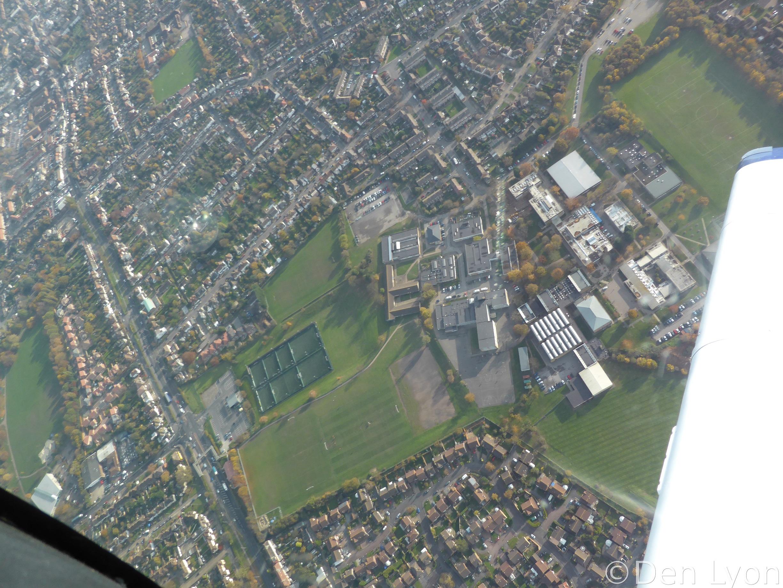 Aerial Photos of Rainham 2013