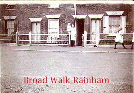 Broad Walk Rainham