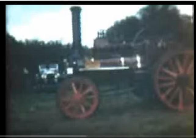 Great Lines Steam Fair 1965