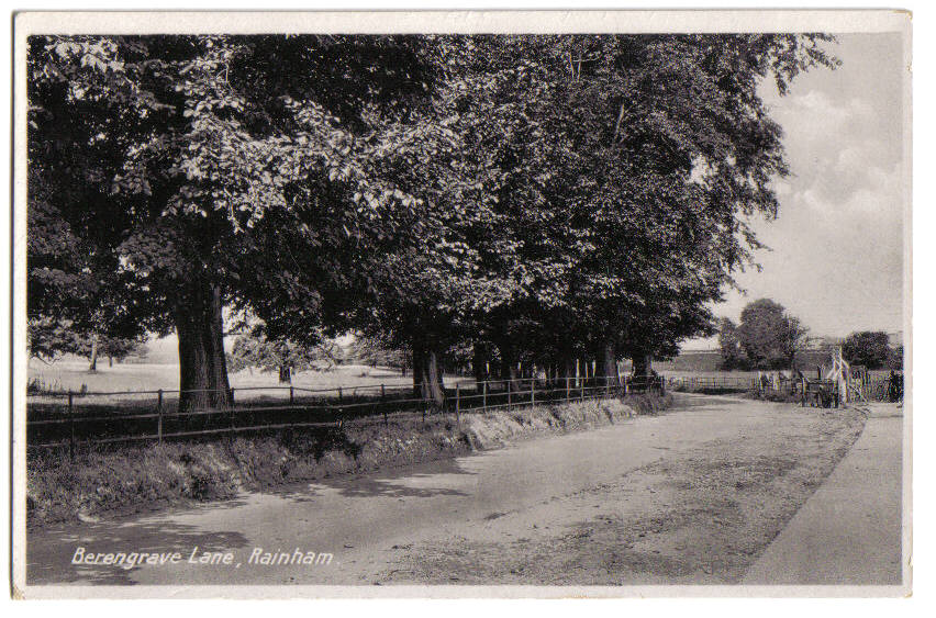 Old Photos of Berengrave Lane Rainham Kent