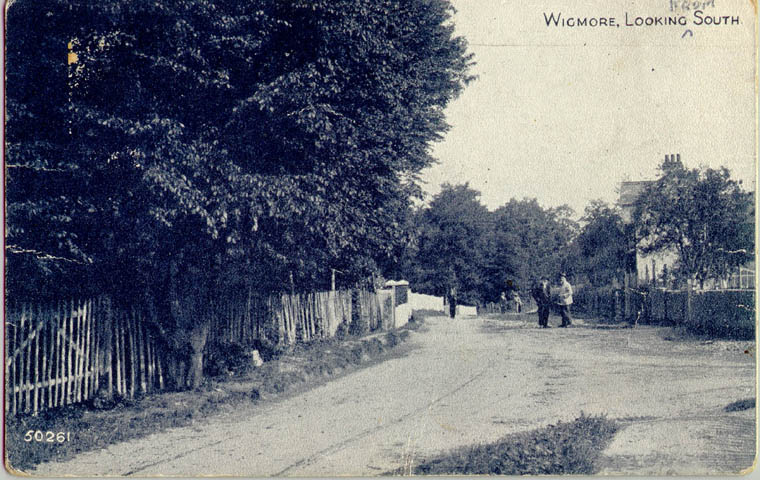 Old Photos of Hoath Way Wigmore Road Gillingham Kent