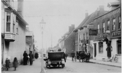 Rainham in the Years Leading up to World War 1