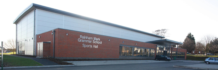 RMGS Rainham Mark Grammar School formerly known as Gillingham Technical High School
