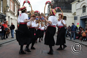 Sweeps Festival Rochester Events Programme for 2013