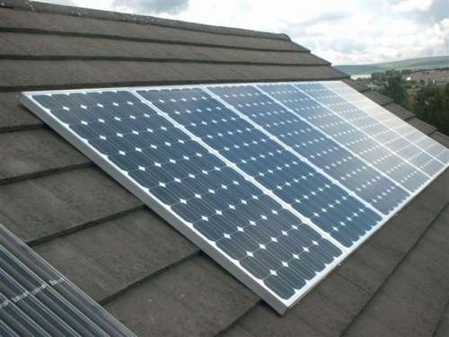 Solar PV Panel Installations - Feed In Tariff (FITs) to be cut?