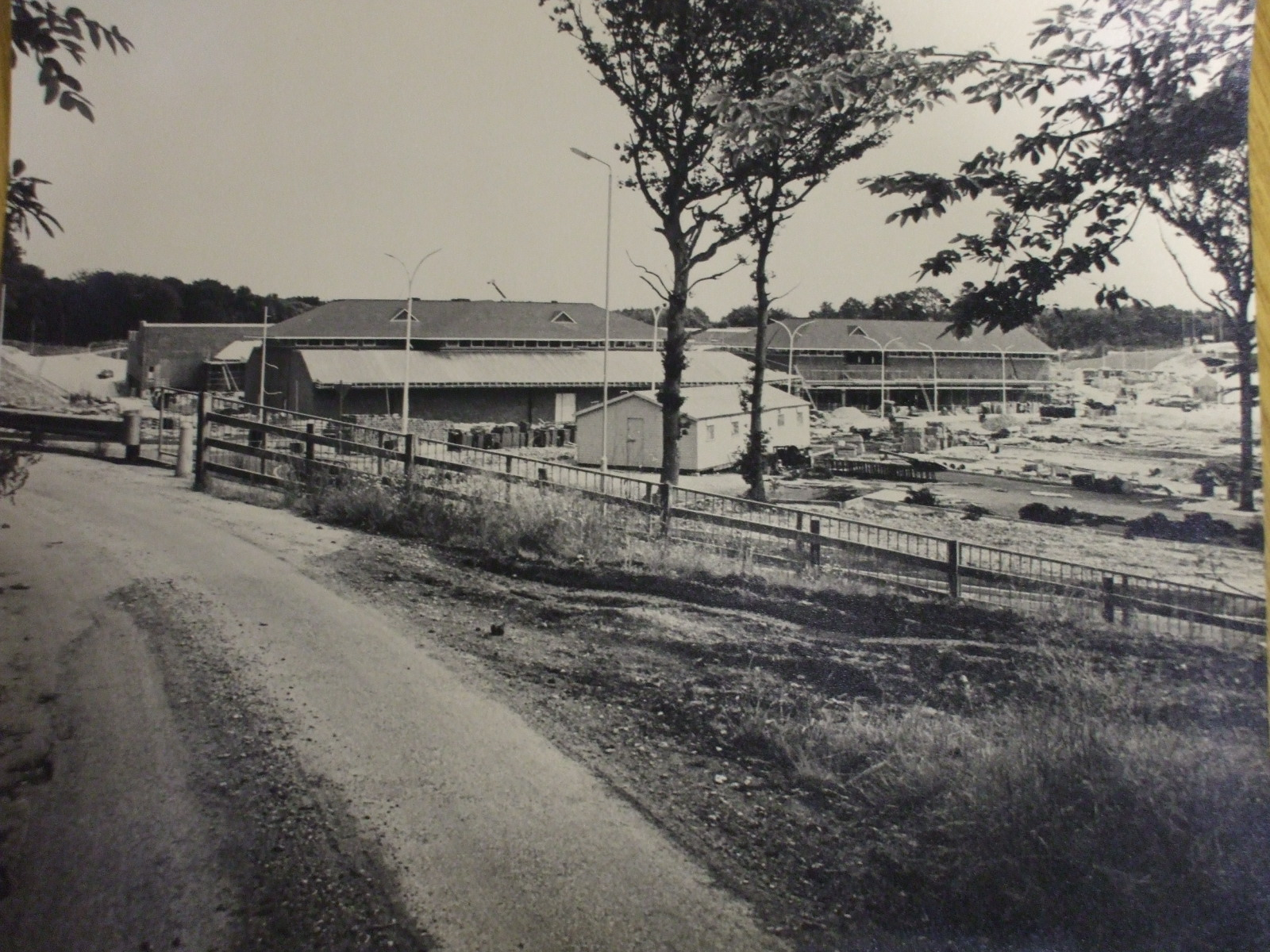 Photos of Hempstead Valley Savacentre 1978