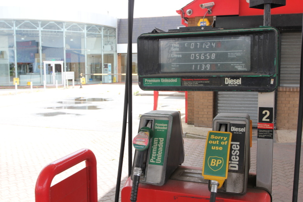 Price of Petrol Greens of Rainham Vauxhall Dealer