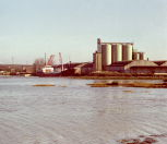 Otterham Quay Docks April 1982