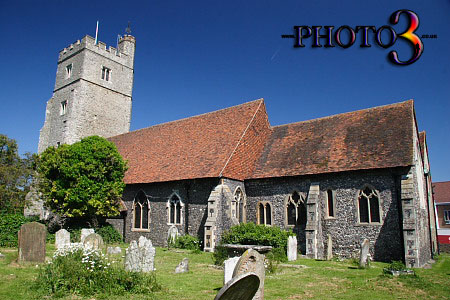 Photo of St Margarets Church Rainham Kent