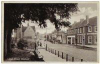 Photo of High Street Rainham Kent 1950