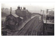 rainham Station 1958