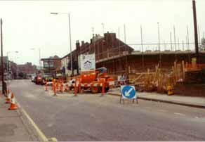 Caversham Close, Station Road Rainham 1995