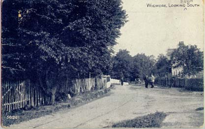 Wigmore Road/Hoath Lane circa 1910
